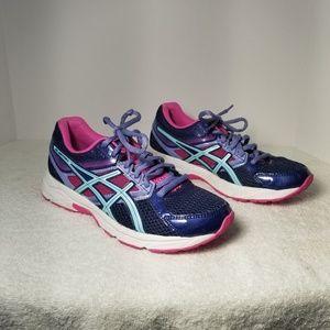 Asics Women Size 6 athletic shoe Gel-Contend 3